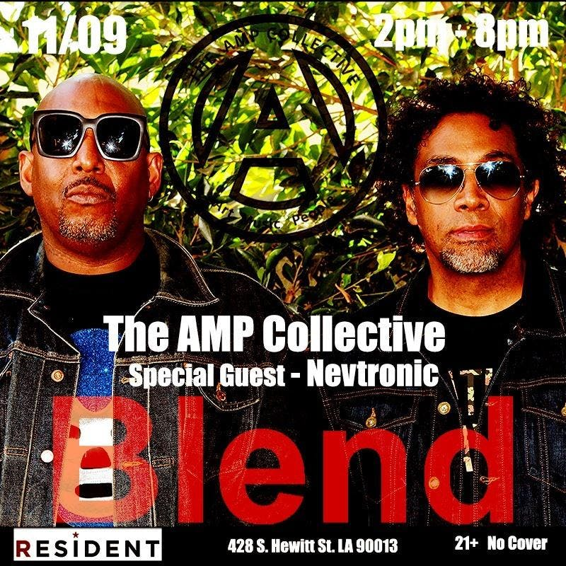 Blend Day Party A Birthday Groove