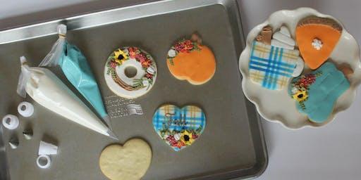 Sugar Cookie Decorating Workshop/Class