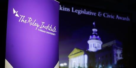 2020 David H. Wilkins Legislative and Civic Leadership Awards Dinner billets