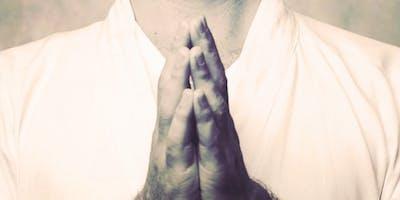 Meditação e Satsang com Monge Satyanatha
