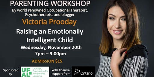 RAISING AN EMOTIONALLY INTELLIGENT CHILD - Will help PARENTS & TEACHERS