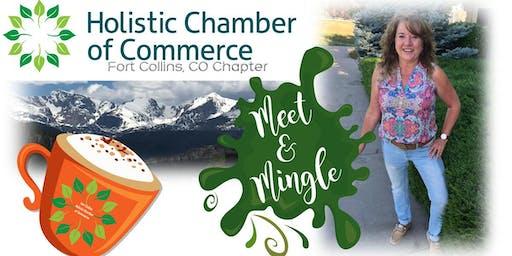 Nov 11 Poudre Park Evening Meet & Mingle Holistic Chamber of Commerce