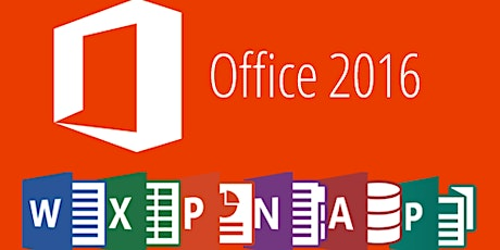 Microsoft Excel 2016 Intermediate _ ONLINE COURSE tickets