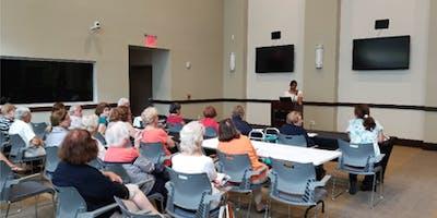 Evento Sobre la Osteoporosis, la Salud y el Bienestar
