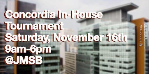 Concordia In-House Debate Tournament