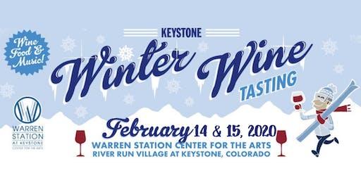 Keystone's Winter Wine Weekend at Warren Station - Fri, Feb. 14 - Sat, Feb. 15, 2020