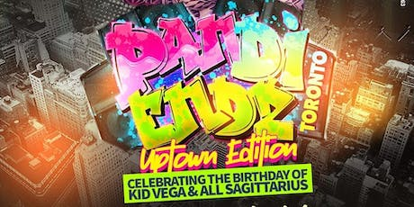 PAN DI ENDZ: UPTOWN EDITION tickets