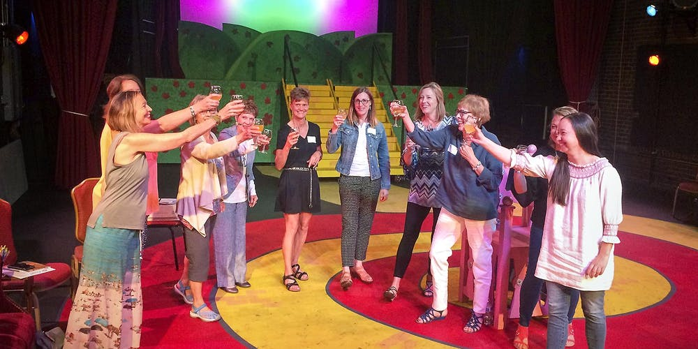 Fun Show 2020.50 Fun Things Workshop Set The Stage For A Triumphant 2020