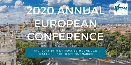 TMA Europe | 2020 Annual European Conference tickets