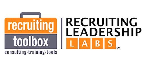 2020 Recruiting Leadership Lab Core 1 - Washington DC