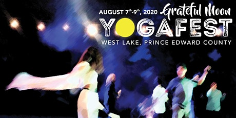 PRINCE EDWARD COUNTY Grateful Moon YOGAFEST tickets