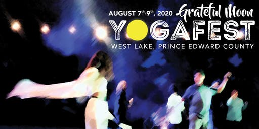 PRINCE EDWARD COUNTY Grateful Moon YOGAFEST
