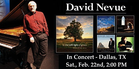 An Afternoon at the Piano with David Nevue - Dallas, TX tickets