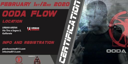 OODA FLOW - Certification