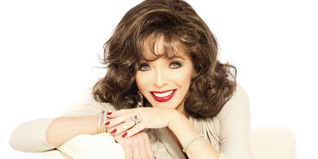 """Palm Springs Speaks presents """"An Afternoon with Dame Joan Collins"""" tickets"""