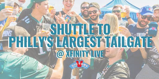 Philly's Largest Tailgate Shuttle