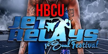 THE 2020 HBCU JET RELAYS SOUL FESTIVAL tickets