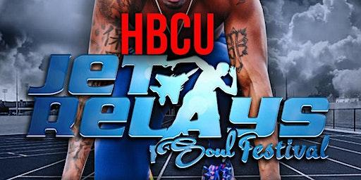 THE 2020 HBCU JET RELAYS SOUL FESTIVAL