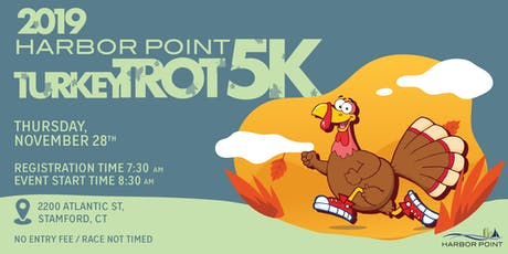 Harbor Point 9th Annual Turkey Trot 5K tickets