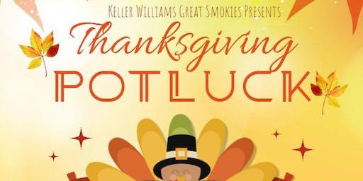 KWGS Thanksgiving Potluck!