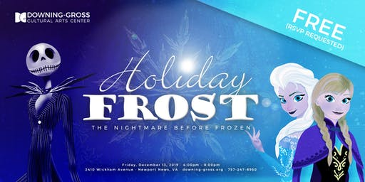 Holiday Frost 2019 - Children's Holiday Celebration