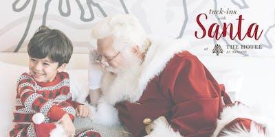 Tuck-ins With Santa