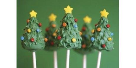Christmas Cake Pops!  (12-11-2019 starts at 2:00 PM) billets