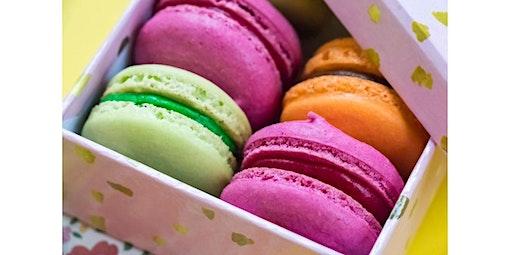 Macarons (2019-12-14 starts at 1:30 PM)