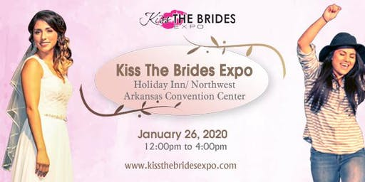 Kiss The Brides Expo in Northwest Arkansas