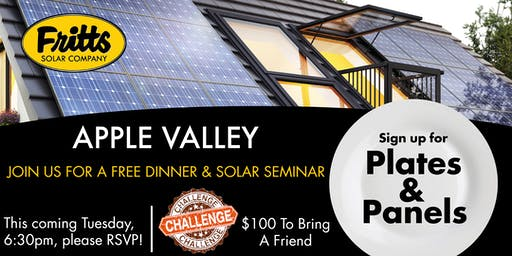 Di Napoli's Firehouse - Solar Education Dinner - 19th of Nov