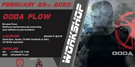 ODDA FLOW - BE LASER FOCUS  tickets