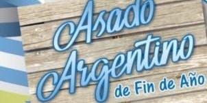 ASADO ARGENTINO DE FIN DE AÑO