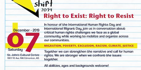 Right to Exist: Right to Resist tickets
