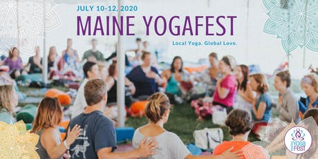 Maine YogaFest 2020 tickets