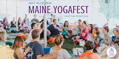 Maine YogaFest 2020 tickets