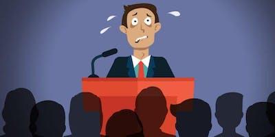 """Curso """"Aprende a hablar en público"""""""