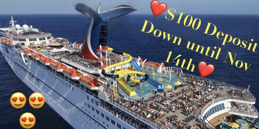 "Calling All Hearts  Valentine's Day Cruise ""2020"""