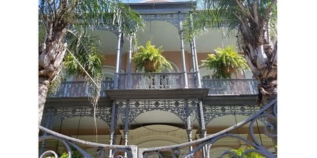 Garden District with Lafayette Cemetery (01-18-2020 starts at 10:00 AM) tickets