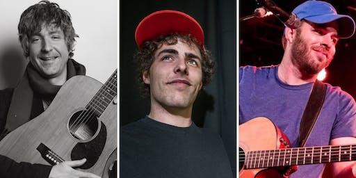 Saratoga Originals: Karl Bertrand, Adam Brockway & Dan Johnson