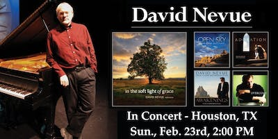 An Afternoon at the Piano with David Nevue - Houston, TX