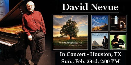 An Afternoon at the Piano with David Nevue - Houston, TX tickets