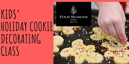 Kid's Holiday Cookie Decorating Class with Pastry Chef Danielle Grogan and Chef Ethan Stowell
