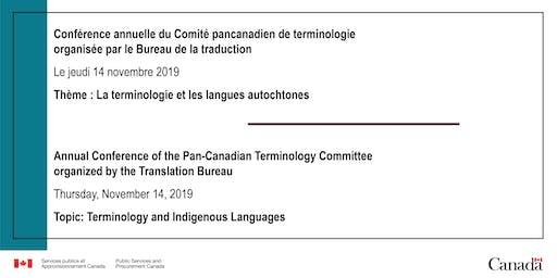 Conférence annuelle du CPT / PCTC Annual Conference