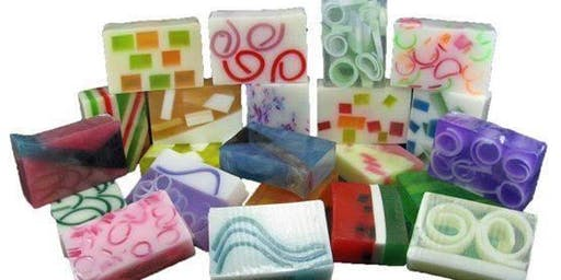 Melt and Pour Glycerin Soap Making Class