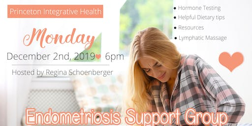 Endometriosis + PCOS Support Group