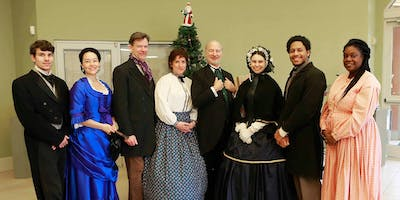 Free Family Day: Victorian Christmas