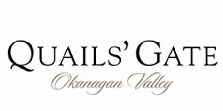 OWS Annual Dinner at Michael's On The Thames Featuring Quail's Gate and Lake Sonoma Wines tickets