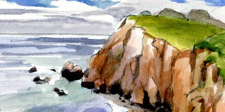 Sky, Land, Sea and Elephant Seals at Chimney Rock tickets