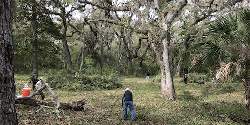 Grand Site Cleanup Volunteer Day - Nov 23, 2019