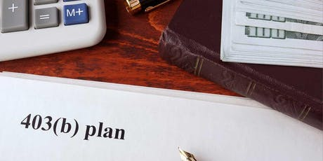Navigating the Challenges and Complexities of Sponsoring a 403(b) Plan tickets